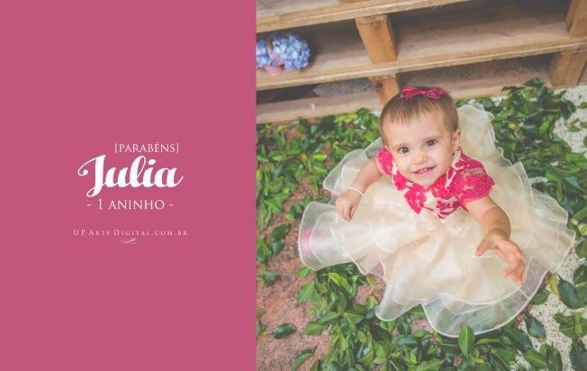 Fotografo Maringa Aniversario Infantil Maringa UP Arte Digital UPARTEDIGITAL - Julia 1 ano - 1