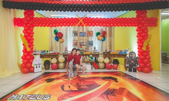 Aniversario Infantil Maringa Fotografo Maringa UP Arte Digital UPartedigital Festa Maringa - Mateus14