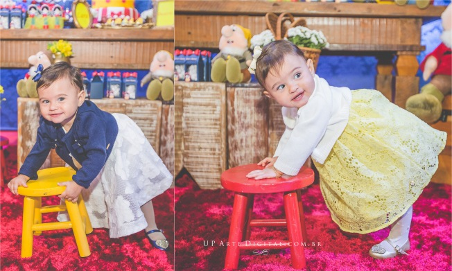 Fotografo Maringa Up Arte Digital Upartedigital Festa Infantil Maringa Casa X Maringa - Lara e Beatriz 2