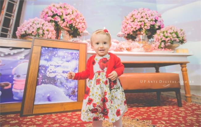 Aniversario Infantil Umuarama Buffet Casa Rosada - Guilhermina 1 Ano 2