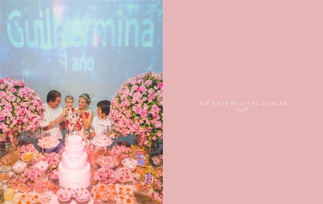 Aniversario Infantil Umuarama Buffet Casa Rosada - Guilhermina 1 Ano 24