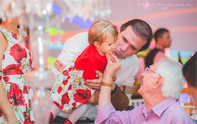 Aniversario Infantil Umuarama Buffet Casa Rosada - Guilhermina 1 Ano 26