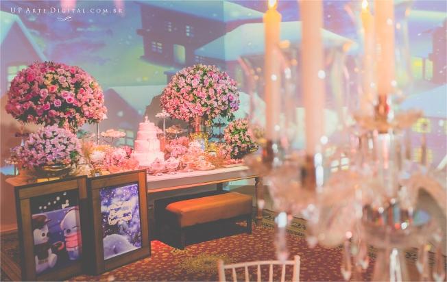 Aniversario Infantil Umuarama Buffet Casa Rosada - Guilhermina 1 Ano 6