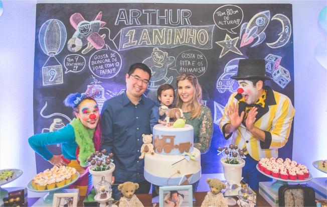 Fotografo Infantil PArana Maringa Fotografo Familia Fotografo aniversario Up arte Digital - Arthur 33